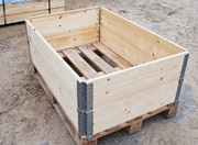 New Pallet Collars 1st quality 1200x800x200mm 1 board