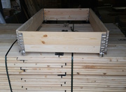 New Pallet Collars 1st quality 1200x800x200mm 2-boards