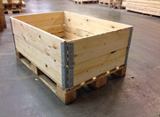Pallet Collars 2nd quality 1200x800x200mm