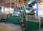 Used machinery pallet and sawmills